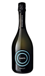 `Sancol` Prosecco DOC Brut NV (6 x 750mL), Italy.
