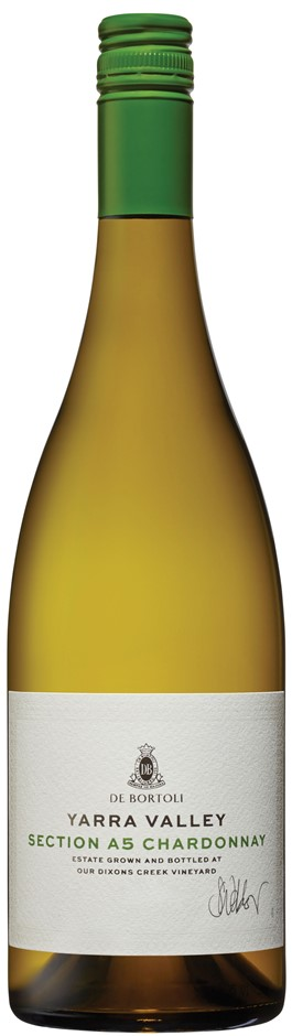 De Bortoli `Single Vineyard Selection` A5 Chardonnay 2017 (6 x750mL), VIC.