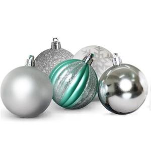 Jingle Jollys 50pcs Christmas Baubles -