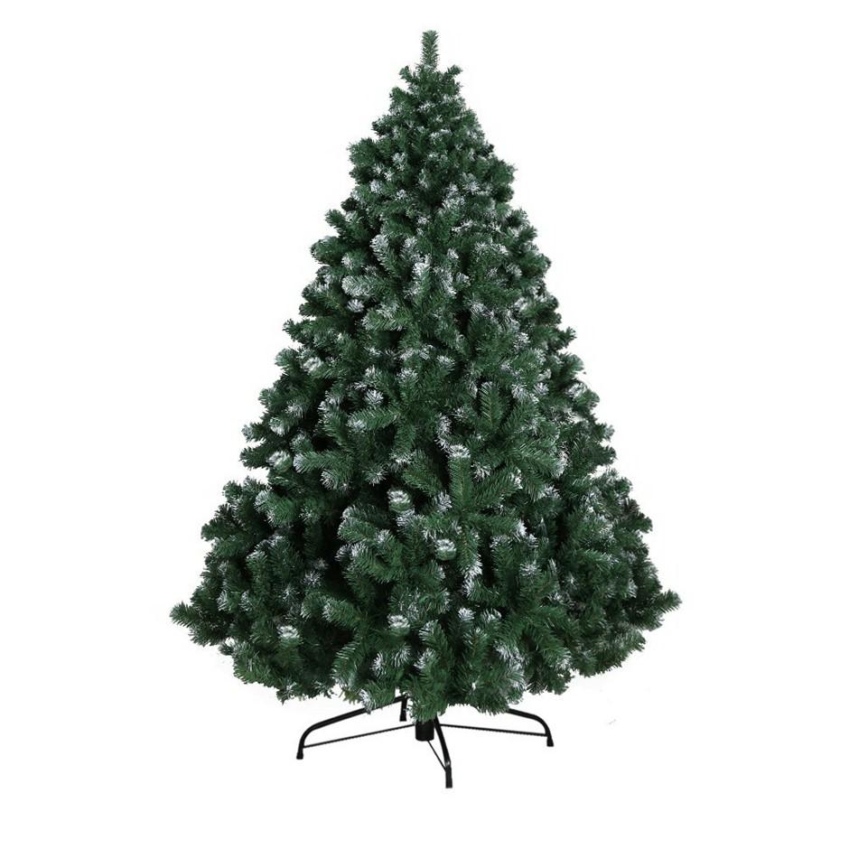 Jingle Jollys 6FT Christmas Snow Tree