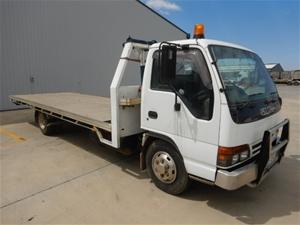 1995 Isuzu NPR66 4x2 Tilt Tray Truck Po