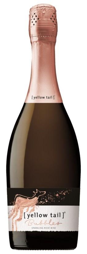 Yellowtail Pink Bubbles NV (6 x 750mL), SE, AUS.