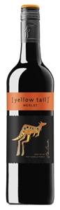 Yellowtail Merlot 2016 (6 x 750mL), SE,