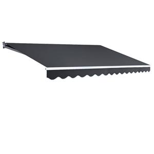 Instahut 4.5M x 3M Outdoor Folding Arm A