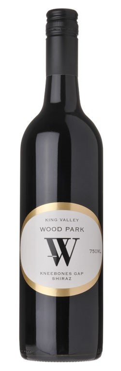 Wood Park `Kneebones Gap` Shiraz 2014 (12 x 750mL), King Valley, VIC.