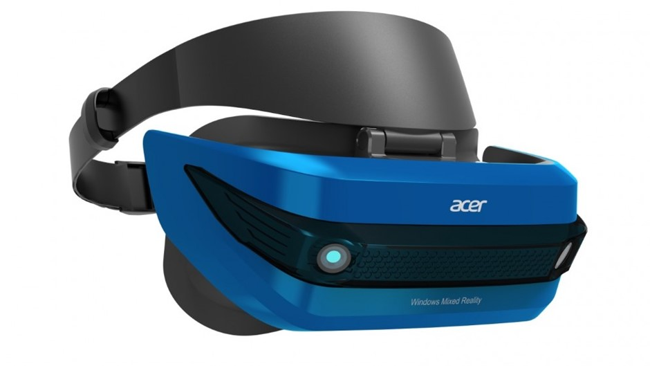 Acer AH101-D6F3 Windows Mixed Reality Headset
