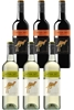 Yellowtail Semillon Sauv Blanc & Merlot Mixed Pack (6 x 750mL),SE AUS.