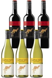 Yellowtail Chardonnay & Cabernet Sauvign