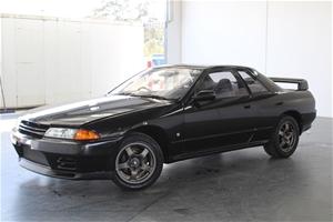 1993 Nissan Skyline GT-R R32 AWD Manual