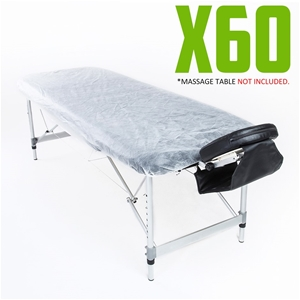 Disposable Massage Table Cover 180cm x 5