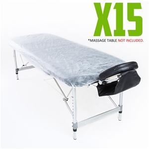Disposable Massage Table Cover 180cm x 7
