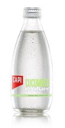 Capi Cucumber Sparkling Mineral Water (24 x 250mL).