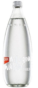 Capi Sparkling Mineral Water (12 x 750mL