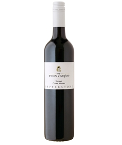 Wilson Vineyard `Pepperstone` Shiraz 201