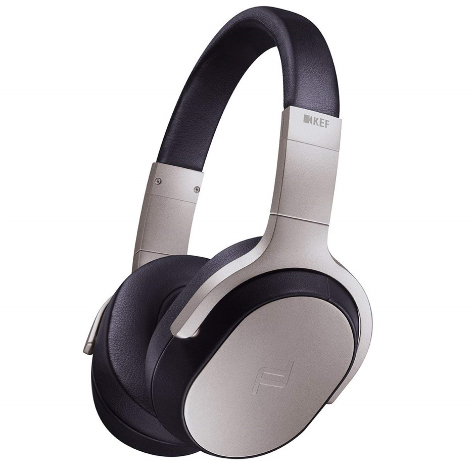 KEF Porsche Design SPACE ONE Over-Ear Active Noise Cancelling Headphones