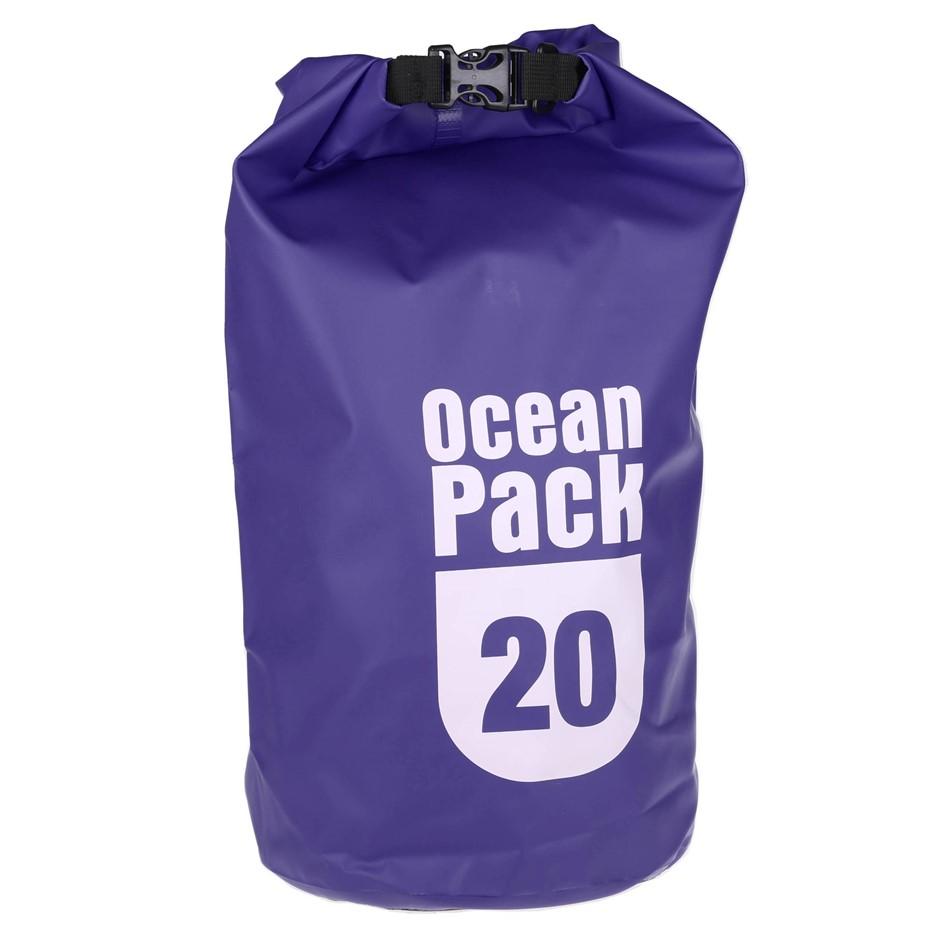 2 x OCEAN PACK Waterproof Dry Bags 20Ltrs. Buyers Note - Discount Freight R
