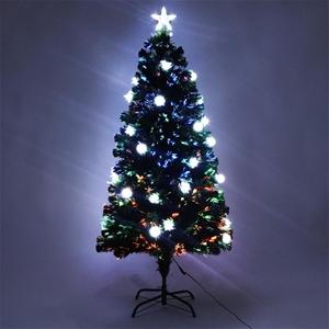 Jingle Jollys 5FT LED Ball Christmas Tre