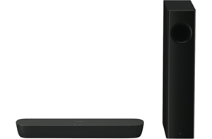 Panasonic SC-HTB250GNK 2.1Ch 120W Compac