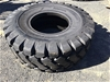 Qty of 1 Unused 20.5-25 Earthmoving Tyre