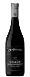 Rolf Binder `Heinrich` SMG 2014 (12 x 750mL), Barossa, SA.