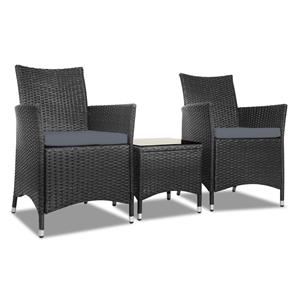 Gardeon Bistro Chair - Black