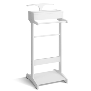 Artiss Clothes Valet Stand - White