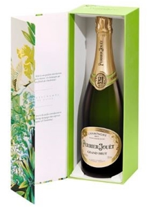 Perrier Jouet Grand Brut Champagne Gift Box NV (6 x 750mL) Champagne