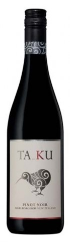Ta_Ku Pinot Noir 2017 (6 x 750mL), Marlbrough, NZ.