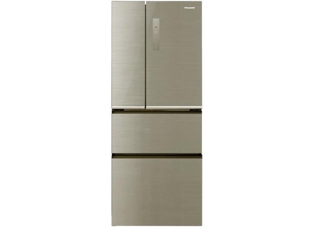 Panasonic NR-D655XGSAU 653L Premium Silver Multi-Door Refrigerator