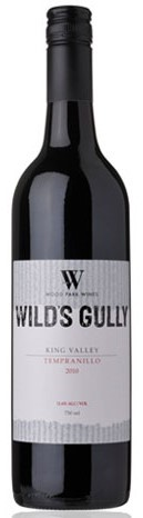 Wild's Gully Tempranillo 2018 (12 x 750mL), King Valley, VIC.