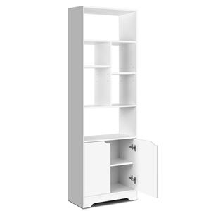 Artiss Display Cabinet Shelf - White