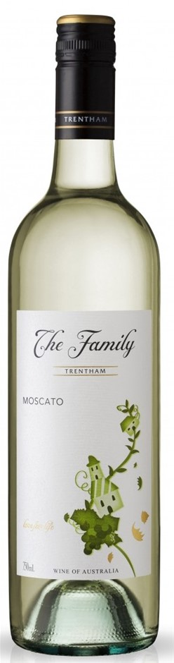Trentham Estate `The Family` Moscato 2018 (12 x 750mL), NSW.