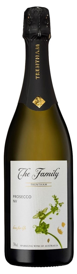 Trentham Estate `The Family` Prosecco NV (6 x 750mL), NSW.