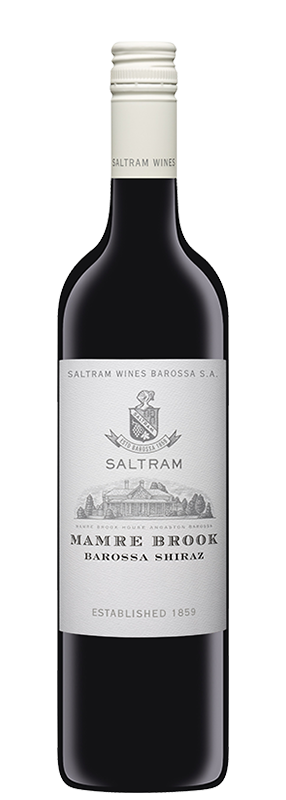 Saltram `Mamre Brook` Shiraz 2016 (6 x 750mL), Barossa, SA.