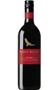 Wolf Blass `Red Label` Cabernet Sauvigno