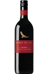 Wolf Blass `Red Label` Cabernet Sauvignon 2018 (6 x 750mL), SE AUS.