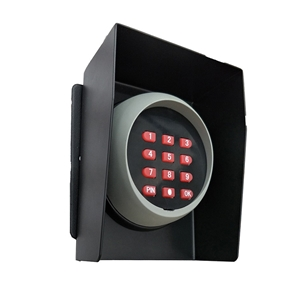 Wireless Keypad Entry For Swing And Slid