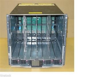 HP Blc7000 Gen 2 Blade Server Enclosure