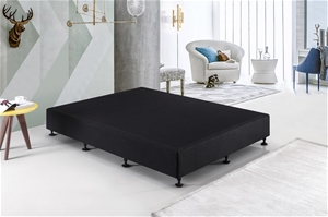 Palermo Queen Ensemble Bed Base Midnight