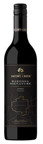 Jacob's Creek `Barossa Signature ` Shiraz 2017 (6 x 750mL), SA.