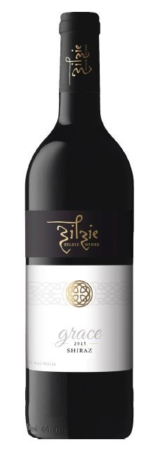 Zilzie Grace Shiraz 2015 (6 x 750mL) SEA