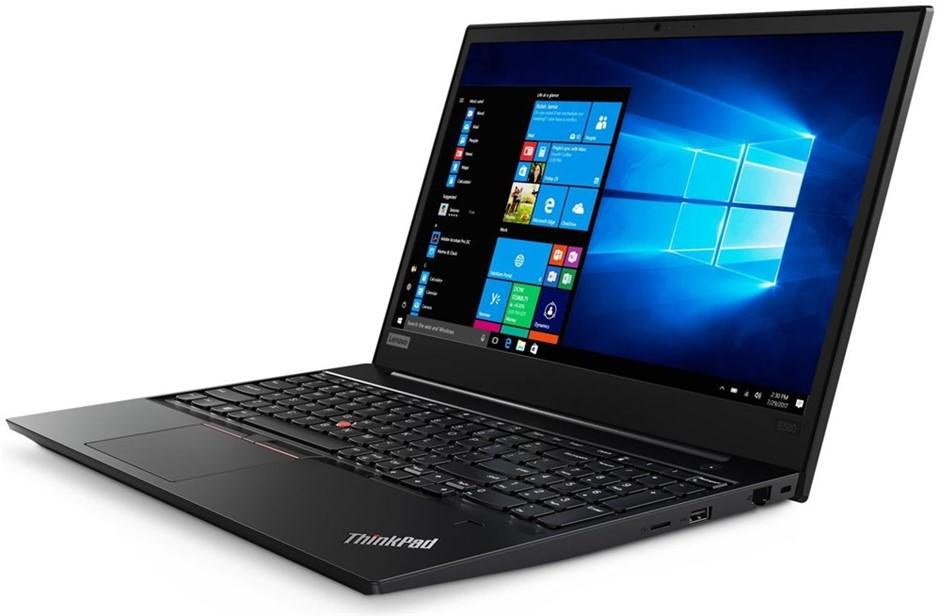 "Lenovo ThinkPad E580 - 15.6"" FHD/i7-8550U/8GB/256GB NVMe"