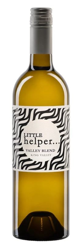 Little Helper Valley Blend 2017 (12 x 750mL) King Valley, VIC