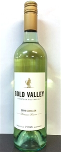Gold Valley Semillon 2014 (12 x 750mL) W