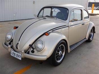 Unreserved 1964 Volkswagen Beetle RWD Manual - 5 Speed Sedan