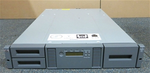 HP StorageWorks MSL2024 Tape Library Cha
