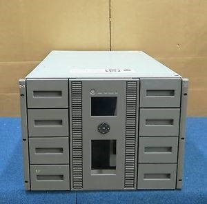 HP StorageWorks MSL8096 Tape Library Cha
