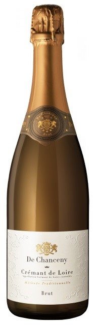 De Chanceny Cremant d'Loire Brut NV (12 x 750mL), Loire, France.