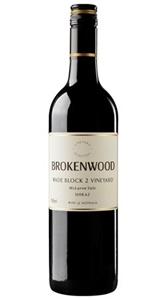 Brokenwood `Wade Block2` Shiraz 2016 (6