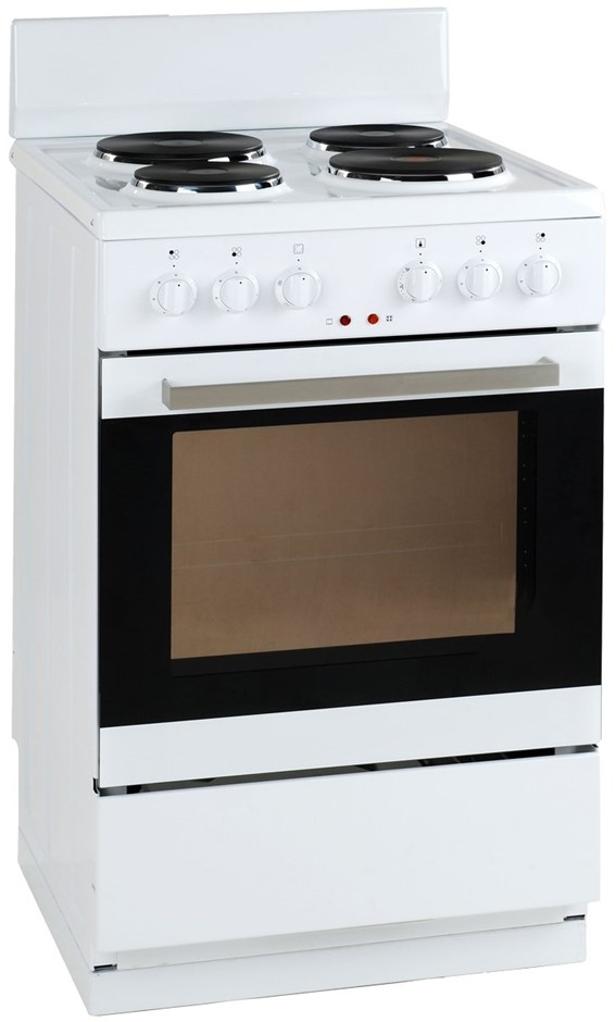 Artusi AFE544W 54cm Freestanding Electric Oven/Stove